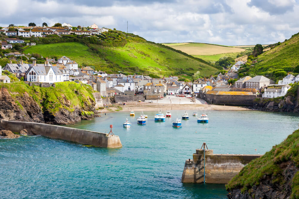 British Summer Retreats Cornwall