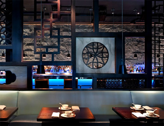 London Fashionable Restaurants Hakkasan