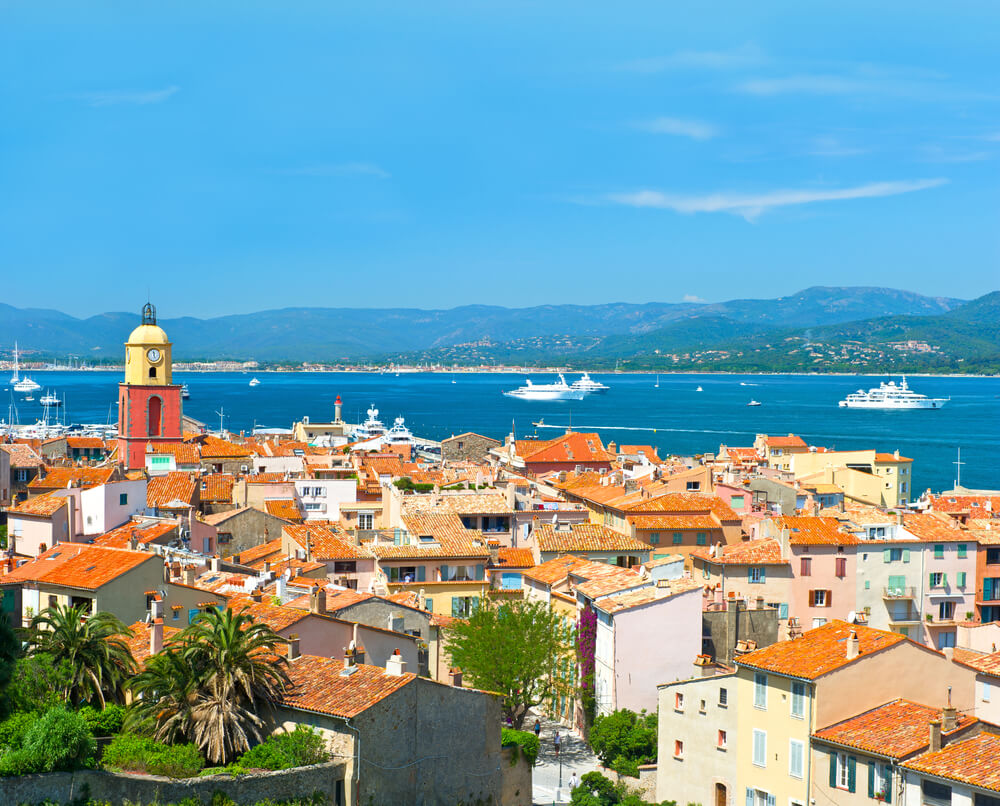Saint Tropez View