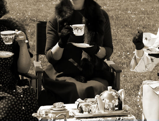 Victorian Afternoon Tea Party