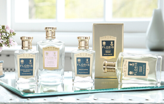 Floris, Britain's Oldest Perfumer