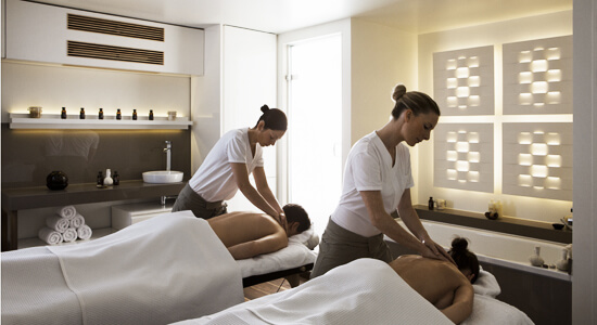 Couples Massage at Metropolitan by COMO