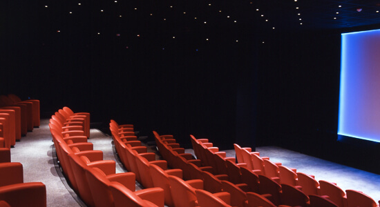 Luxury Cinemas in London