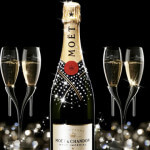 Moet Imperial Champagne