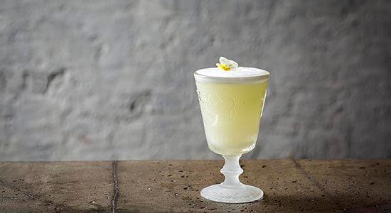 Oskar's Bar Cocktail