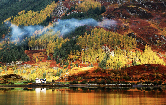 Scottish Highlands Autumn