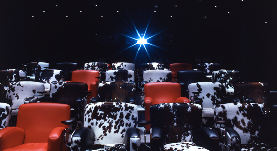 Soho Hotel Cinema