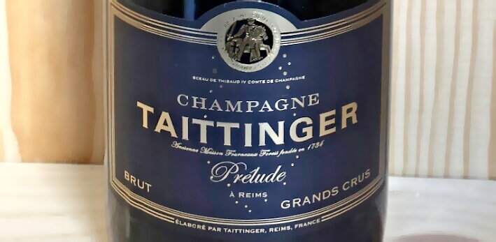 champagne label