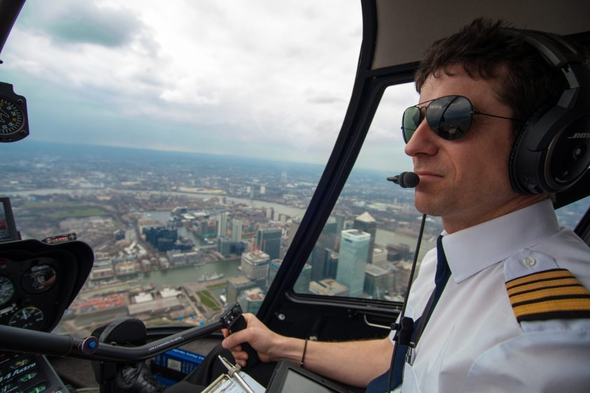 Private Helicopter Lesson - Christmas Gift for Husband