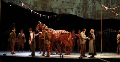 War Horse in Theatre in London