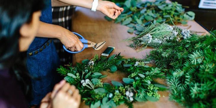 Buyagift's Sustainable Christmas Market