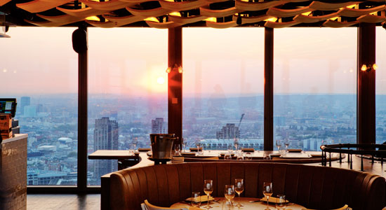 Finest Christmas Menus in London - Duck and Waffle