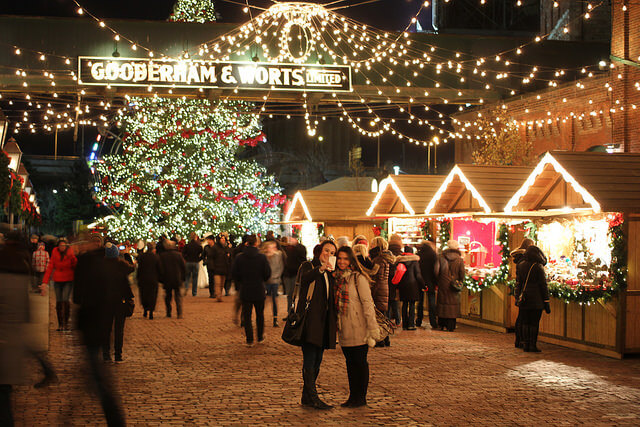 The Most Spectacular Holiday Lights Festival in the Country