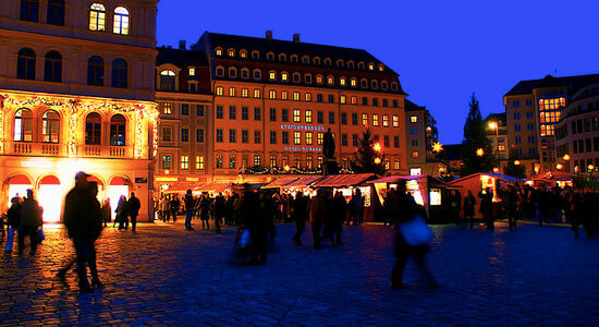 Authentic Christmas Markets Around the World