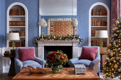 Firmdale Hotels at Christmas