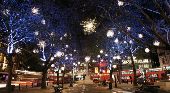 Luxurious things to do in London this Christmas