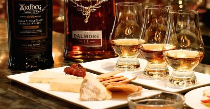 Extraordinary Christmas Gifts - Whisky tasting