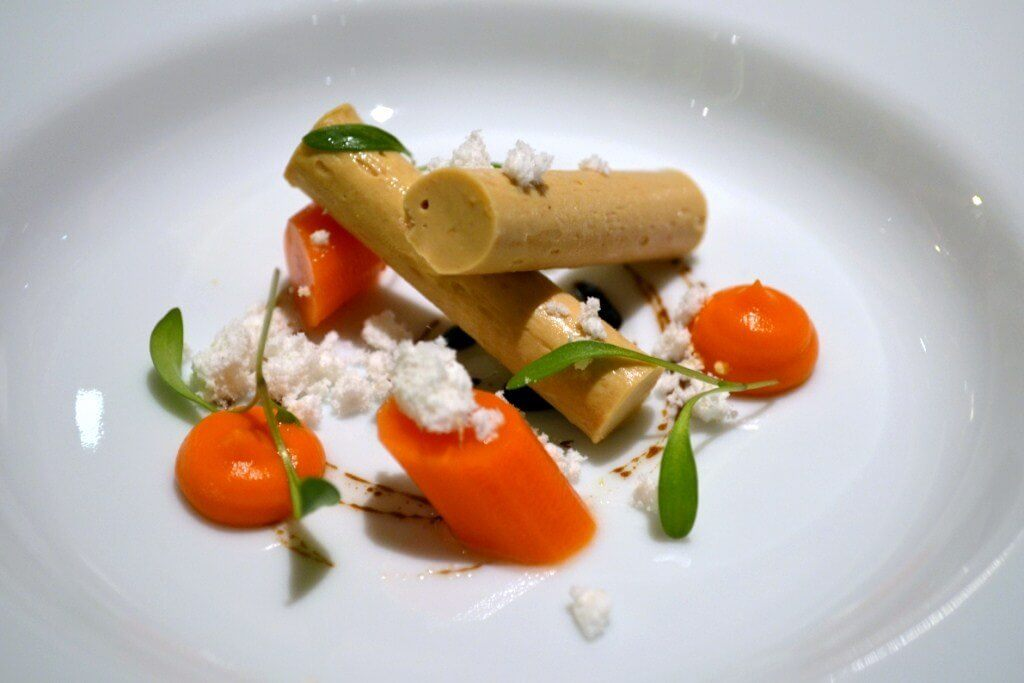 Top vegetarian michelin star restaurants in london truly for What do you call a vegetarian that eats fish