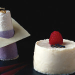 Dessert_blueberry, and black cardamom kulfi