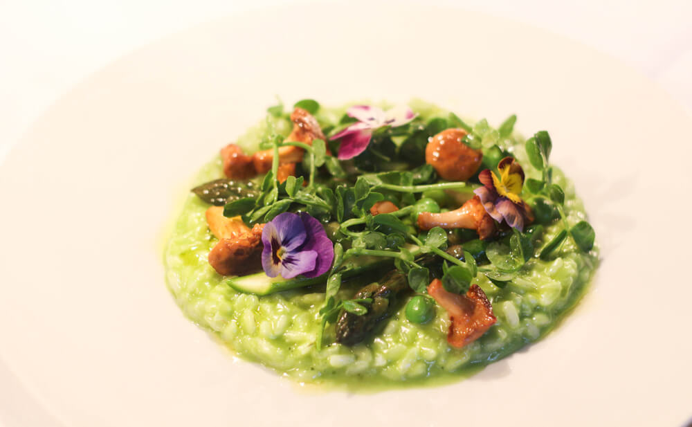 Top Vegetarian Michelin Star Restaurants In London Truly