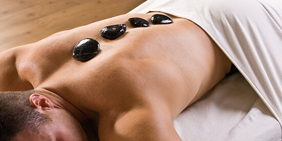 Hot stone massage for lower back pain-5173
