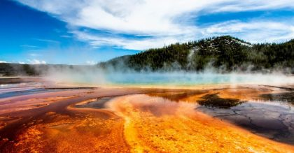 Best Hot Springs Around the World