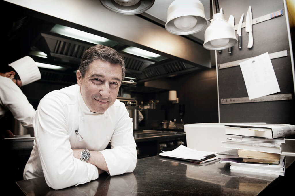 Famous celebrity chef restaurants uk