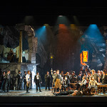 What's On at the Opera in London - April 2015