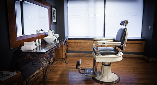 Top 5 Places for Gentlemen's Grooming in New York