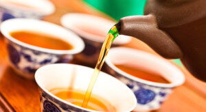 The History of Japanese Tea