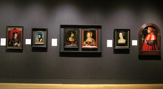 finest galleries in London