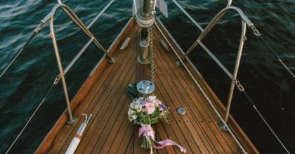 Top 5 Ways to Arrive at Your Wedding