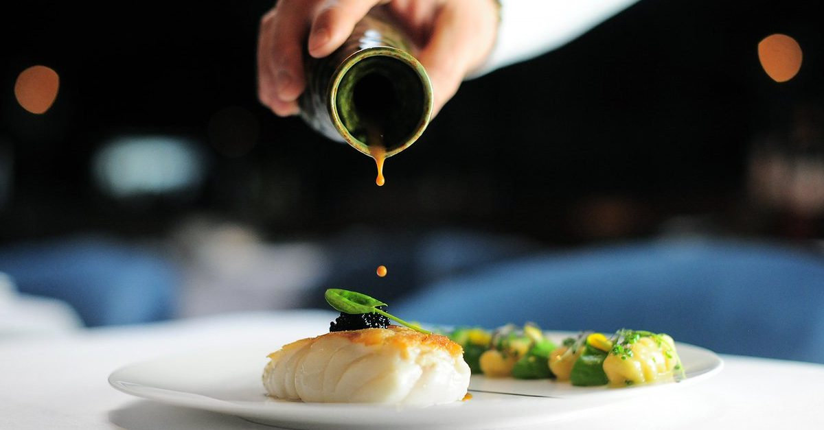 Cities with most Michelin stars in UK