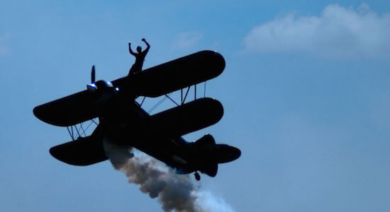 What is Wingwalking?