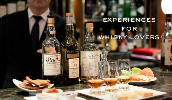Experiences for Whisky Lovers