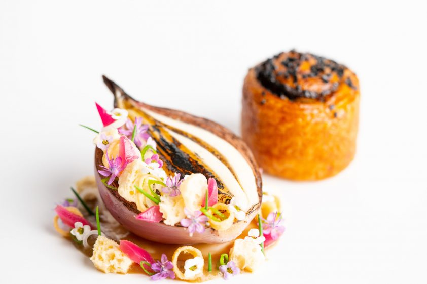 Michelin-starred cuisine from Core by Clare Smyth