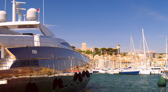 Luxury Yachting Hotspots on the French Riviera