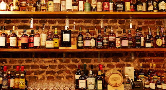 When did American Whiskey get so Popular?