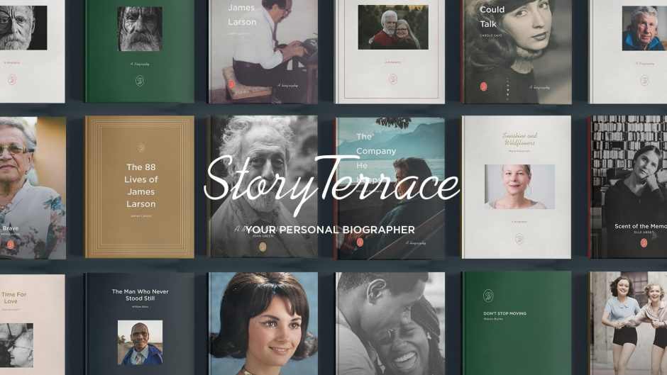 StoryTerrace - Your Personal Biographer