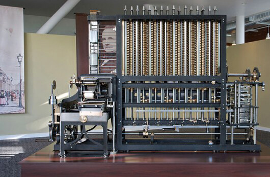 difference engine science museum