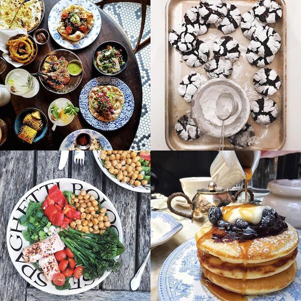 foodie instagrams