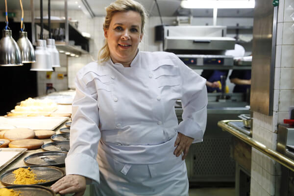 Top female chefs uk