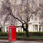 london spring blog