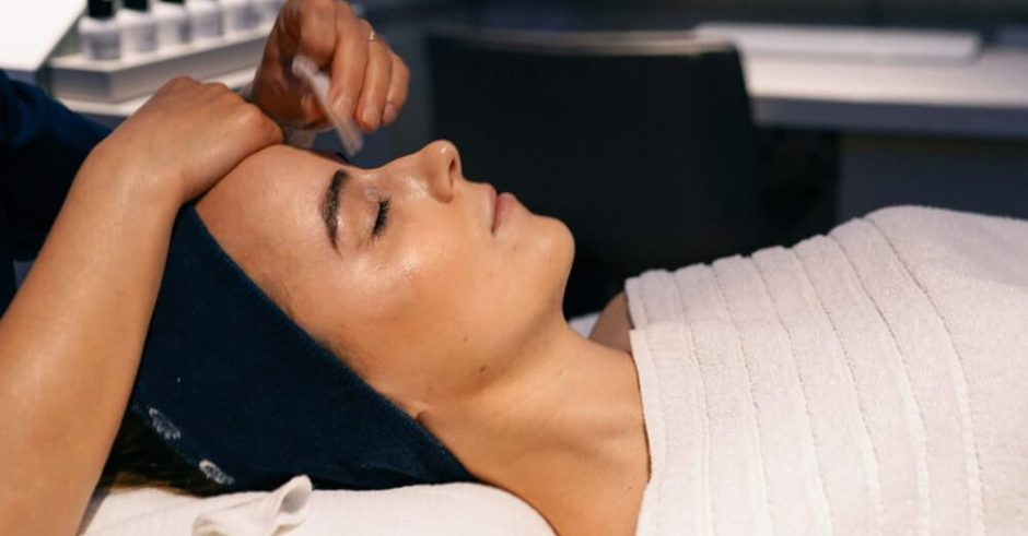 House of Elemis BIOTEC facial