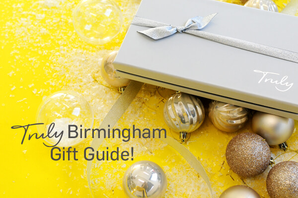 Birmingham Christmas Gift Guide – Truly Experiences