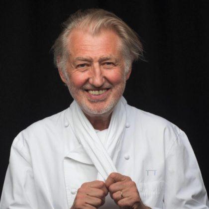 Pierre Gagnaire Michelin star Chef