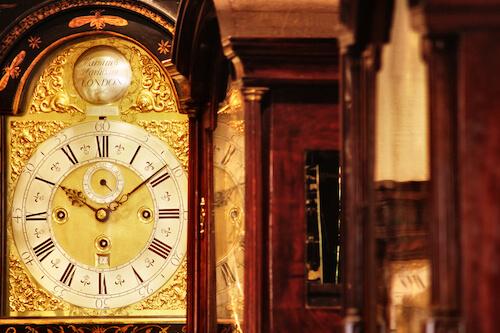 Bespoke Clock Experience
