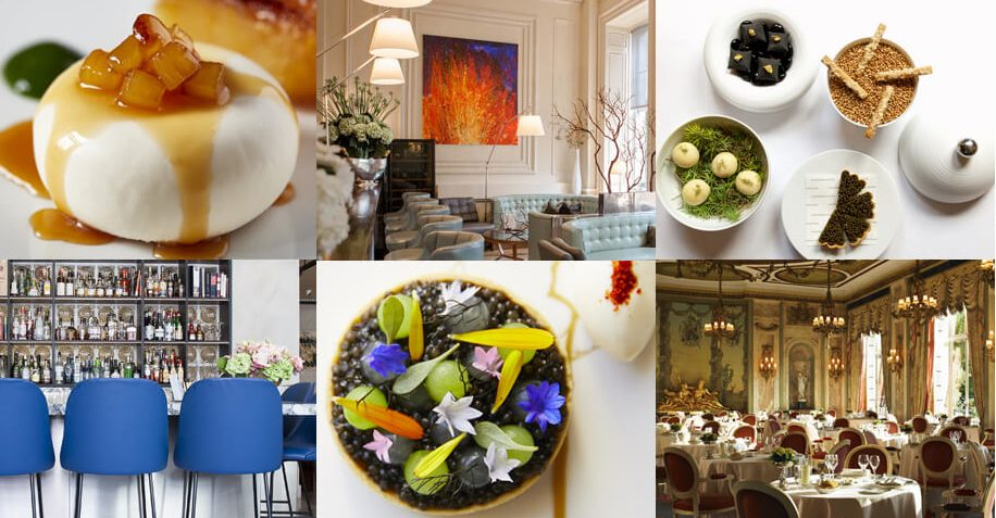 Full List of Michelin Star Restaurants UK & Ireland