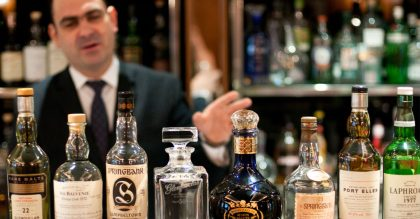How To Taste Whisky From An Expert