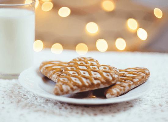 Tasty Gingerbread cookies